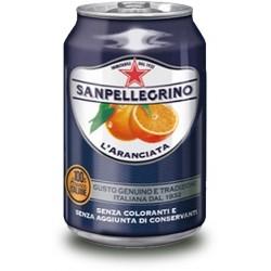 San Pellegrino aranciata cl.33