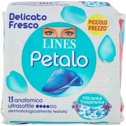Lines Idea Petalo ultra anatomico x13
