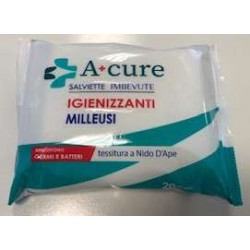A+cure salviettine igienizzanti pezzi 20