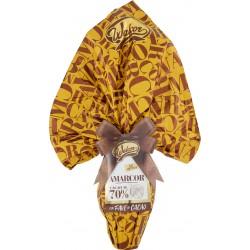 Walcor Uovo Amarcor Cacao al 70% con Fave di Cacao 280 gr.