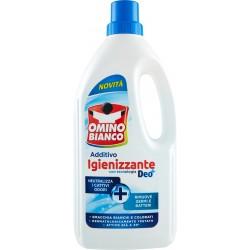 Omino Bianco Additivo Igienizzante con tecnologia Deo+ 900 ml.