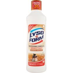 Lysoform Protezione Completa Disinfettante Superfici Delicate 900 ml.