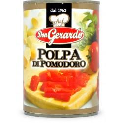 Don gerardo polpa di pomodoro gr.400