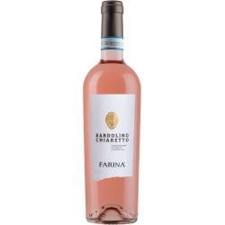 Farina vino Bardolino chiaretto cl.75
