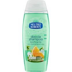 Neutro Roberts doccia shampoo tonificante con vitamine della frutta 250 ml.
