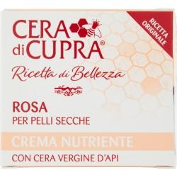 Cera di Cupra Ricetta di Bellezza Rosa Crema Nutriente 50 ml.