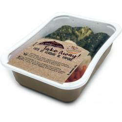 Eurochef tris di verdure (carotine-cavolfiori-broccoli) al vapore gr.200