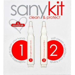 Sany kit gel 2 ml. e crema 2 ml.