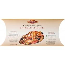 Coniglio alla ligure pronto La Cucina dei Sapori gr.250