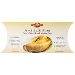 Fuselli di pollo al curry pronti La Cucina dei Sapori Novellini gr. 250