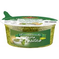 Pesto alla genovese Senza aglio La Cucina Dei Sapori gr.150