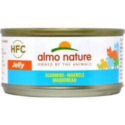 Almo nature gatto jelly sgombro gr.70