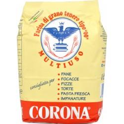 Corona farina 00 multiuso kg.1