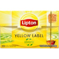 Lipton the filtri x20