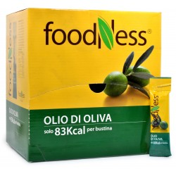 Foodness olio di oliva ml.10 box da pz.100