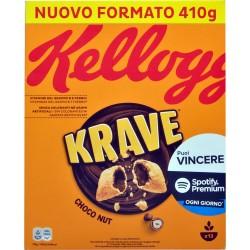 Kellogg's Krave Choco Nut 410 gr.