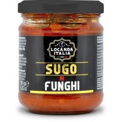 Locanda Italia sugo ai funghi gr.180