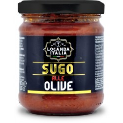 Locanda Italia sugo alle olive gr.180