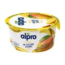 Alpro più frutta* No Zuccheri Aggiunti Mango 135 gr.