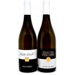 Braidot vino pinot grigio doc friuli cl.75