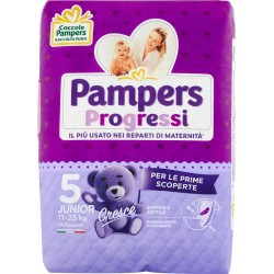 Pampers Progressi Junior pezzi 19