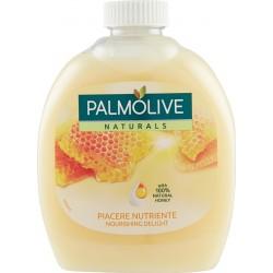 Palmolive Naturals Latte Miele Ricarica Detergente Liquido Per Le Mani 300 ml