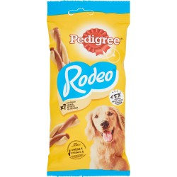 Pedigree Rodeo x7 con Pollo 123 gr.