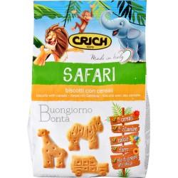 Crich biscotti safari con cereali gr.250