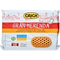 Crich gran merenda gr.25x10