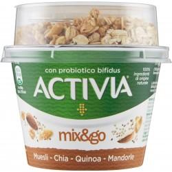 Activia mix&go Muesli - Chia - Quinoa - Mandorle 170 gr.
