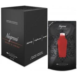 The perfect cocktail negroni confezione da 5 buste x ml.100