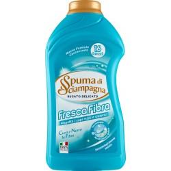 Spuma di Sciampagna Nutrifibra Bucato Delicato 1000 ml.