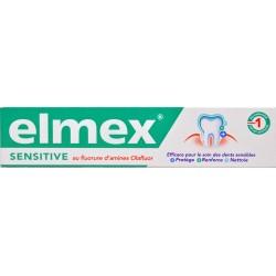 Elmex dentifricio sensitive ml.75