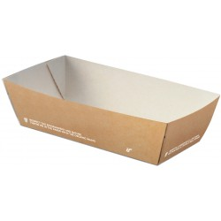 SDG vaschetta rettangolare porta fritto bio mm.100x68x45 pz.50
