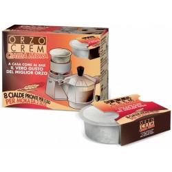 Orzocrem Cialda Moka 8 cialde 132 gr.
