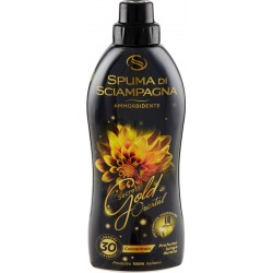 Spuma di Sciampagna Ammorbidente Secrets Gold Oriental 750 ml.