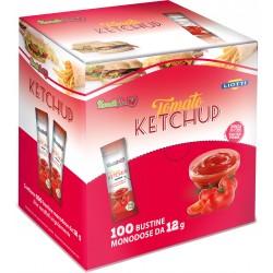 Olibar ketchup monodose gr.12 box x100