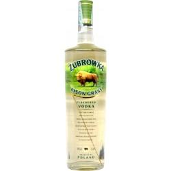 Zubrowka Bison Grass Flavoured Vodka 1 Lt.