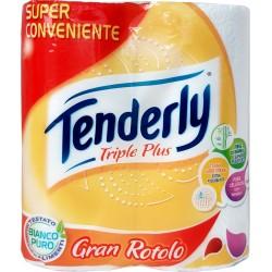 Tenderly Carta Assorbente granrotolo pz.2