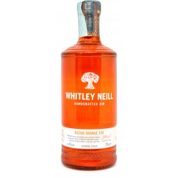 Whitley neill blood orange gin cl.70