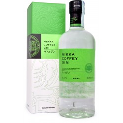 Nikka coffey gin cl.70 47°