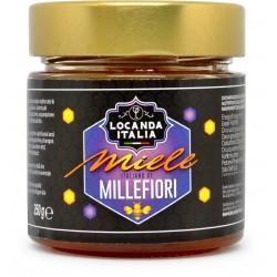 Locanda Italia miele millefiori gr.250