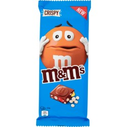 M&M's Crispy 150 gr.