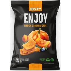 Enjoy chips fritte zucca/rosmarino gr.40