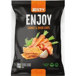 Enjoy chips fritte carota/cipolla gr.40