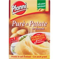 Pfanni Purè di patate in fiocchi 4 x 75 gr.