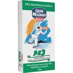 Spadoni farina grano tenero pz3 kg.25