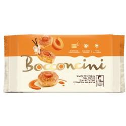 Pasticceria Matilde Vicenzi Millefoglie d'Italia Bocconcini Cuore di Albicocca & Vaniglia 90 gr.