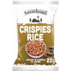 Ssweethome crispies rice gr.22