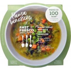 Fast Fresco minestrone 14 verdure gr.620